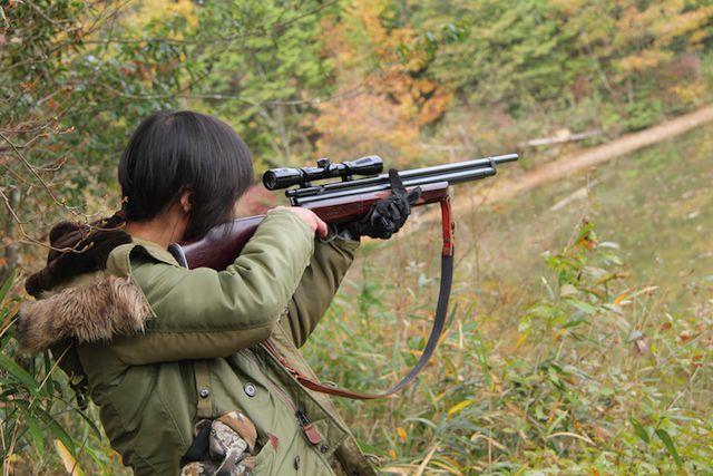 猟師岡本さん