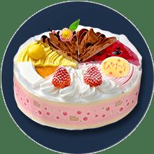 イトーヨーカドーケーキ詰合せ6号