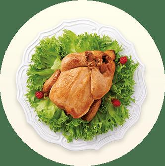 イトーヨーカドー若鶏ローストチキン