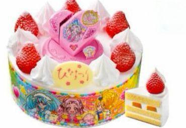 イオンひな祭りケーキ05