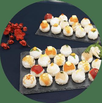 イトーヨーカドー手まり寿司