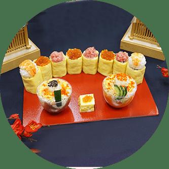 イトーヨーカドー手巻き寿司