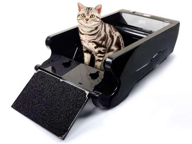 ネイチャーズミラクル 全自動猫トイレ
