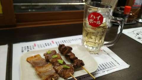 串焼き本舗料理